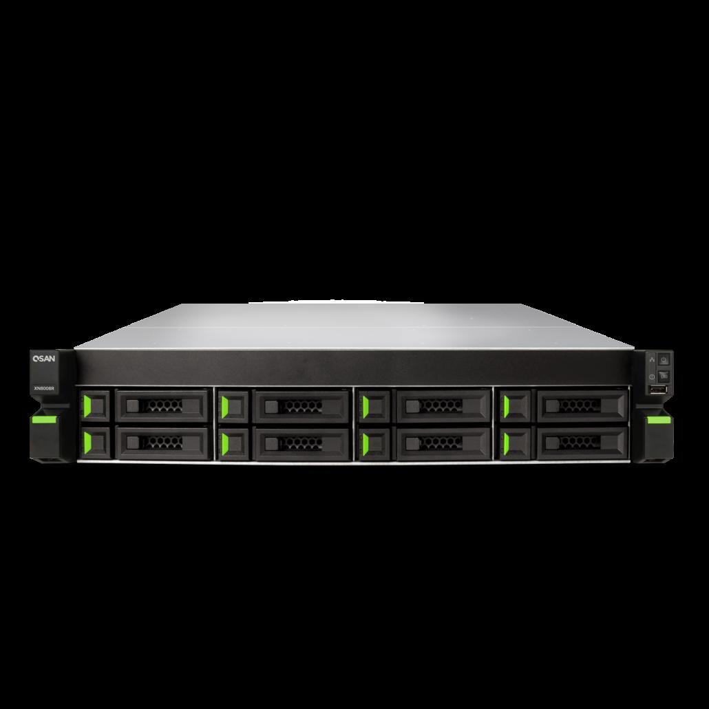 Dysk sieciowy Qsan XN800R