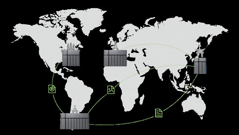 Udostępnianie danych serwer