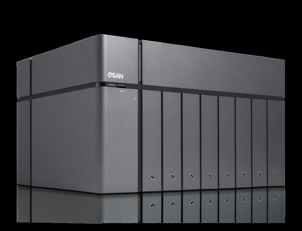 Dysk sieciowy XCubeNAS XN5008T